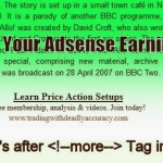 Multiply your Adsense Earnings by Placing Ad's after More Tag in Blogger