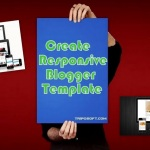 How To Make Your Blogger Template Responsive with CSS & Meta Tag