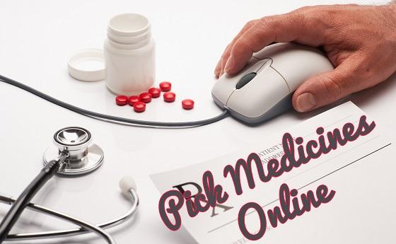 Pick Medicines Online