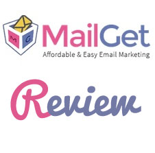MailGet logo and review pic