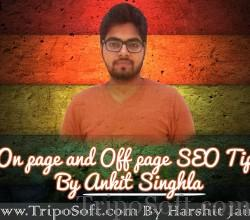 ankit Singhla - interview