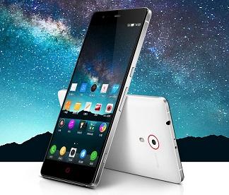 ZTE Nubia Z7 4G phone