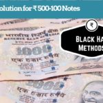 Solution for 500-1000 notes? How to convert them! BlackHat Methods